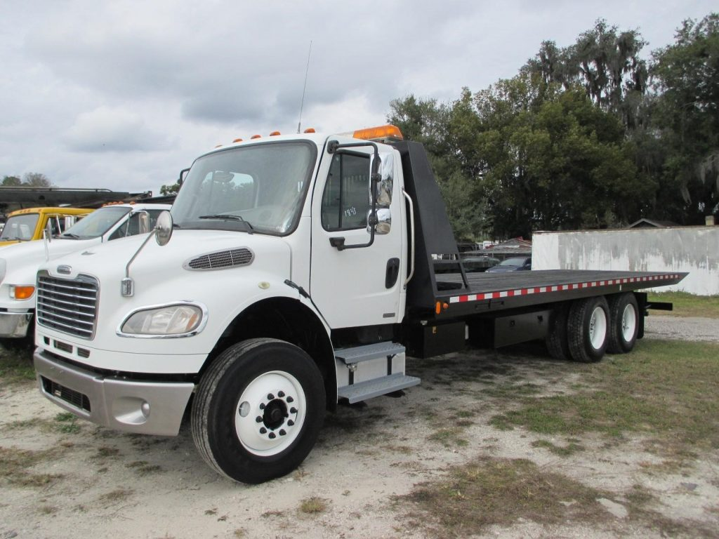 Flatbed Carson Towing